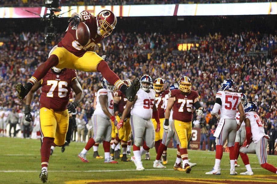 hot sale online 42dfc 2ee01 Jordan Reed Jersey | Online Wholesale Jerseys China | NFL ...
